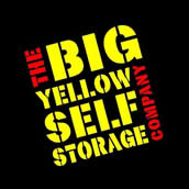'proudly sponsored by Big Yellow Storage